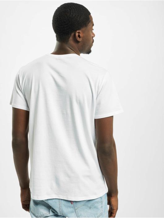 Merchcode T-Shirt Sprite Bottles blanc