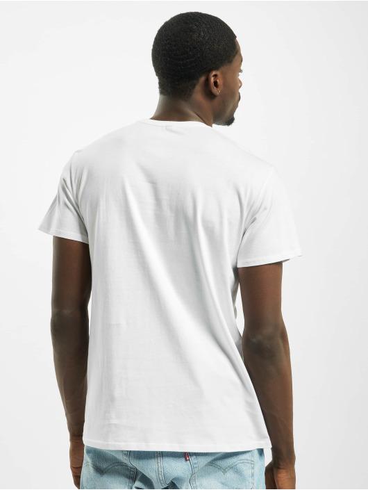 Merchcode T-Shirt Fanta Refreshing blanc