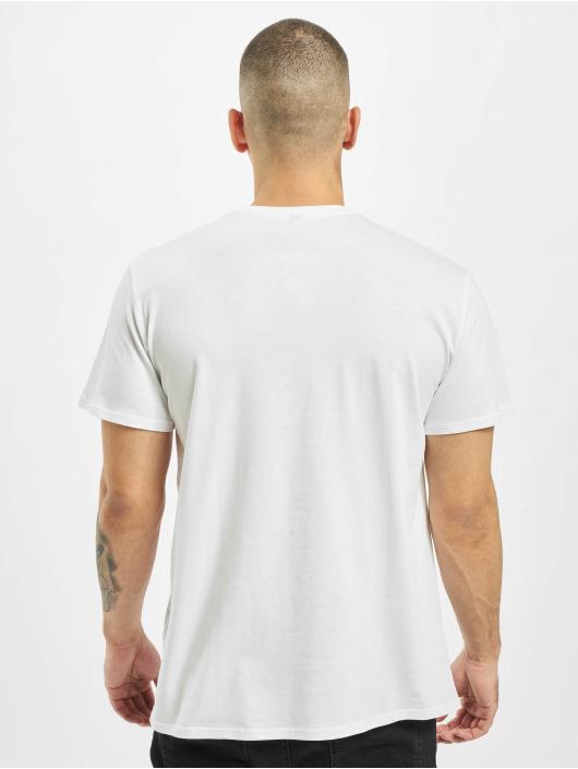 Merchcode T-Shirt Star Wars Sunset blanc