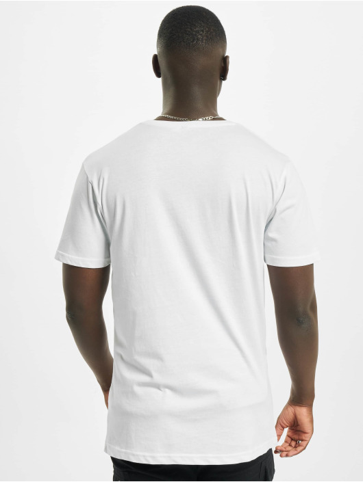 Merchcode T-Shirt Popeye Family & Friends blanc