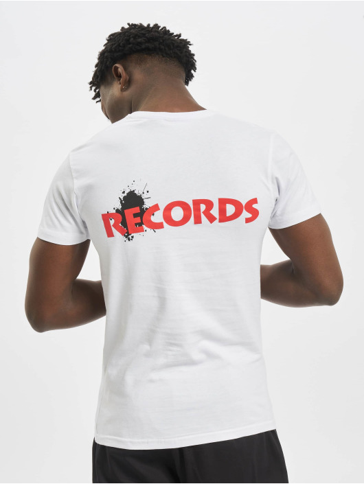Merchcode T-Shirt Death Row Camo blanc