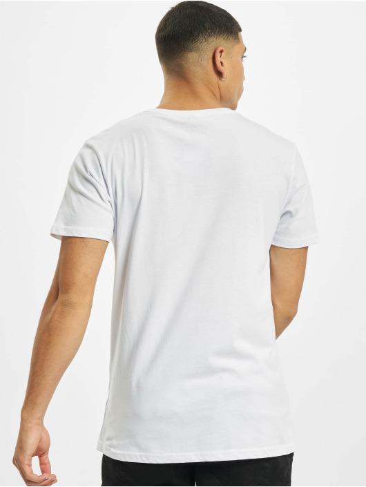 Merchcode T-Shirt Looney Tunes Bugs Bunny Funny Face blanc
