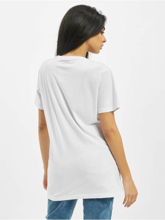 Merchcode T-Shirt Frida Kahlo One Line blanc