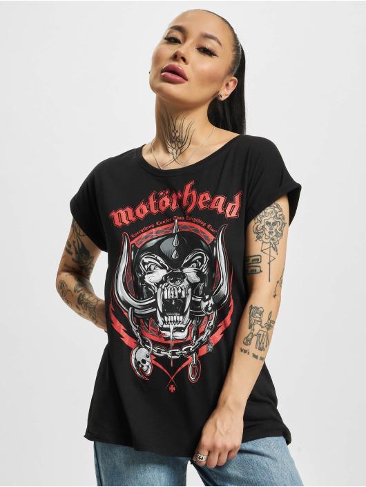 Merchcode T-shirt Motörhead Razor nero