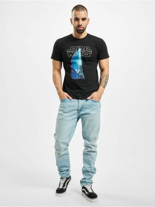Merchcode T-shirt Star Wars Laser nero