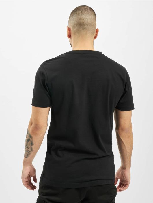 Merchcode T-shirt Michael Jackson Circle nero