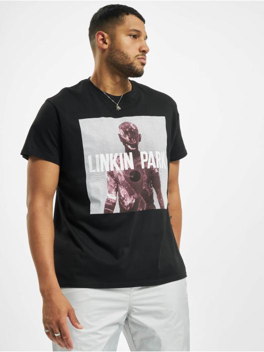 Merchcode T-shirt Linkin Park Living Things nero
