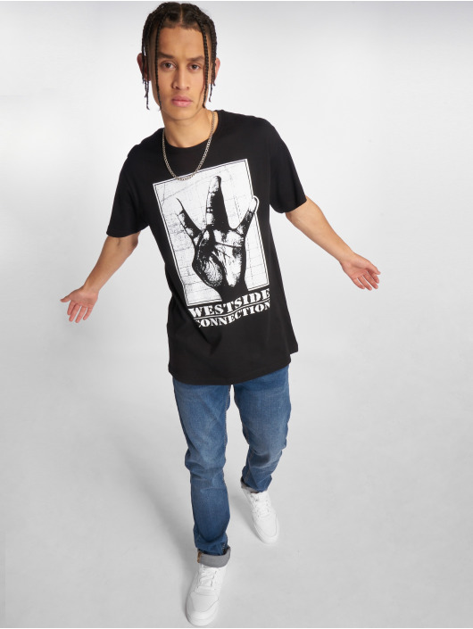 Merchcode T-Shirt Westside Connection noir