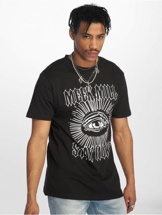 Merchcode T-Shirt Meek Mill Woke Eye-C noir