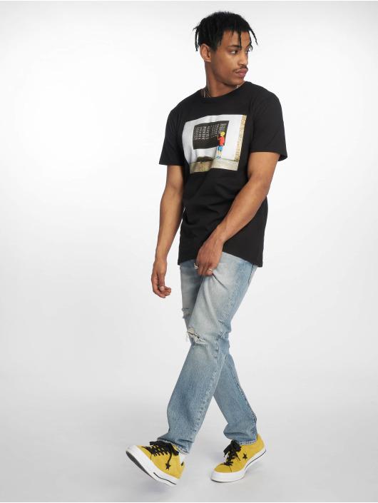 Merchcode T-Shirt Banksy Blackboard noir