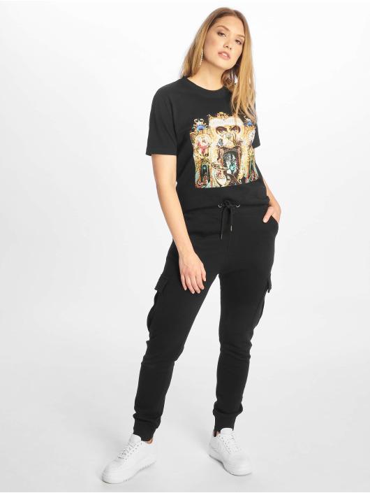 Merchcode T-Shirt Michael Jackson Dangerous noir