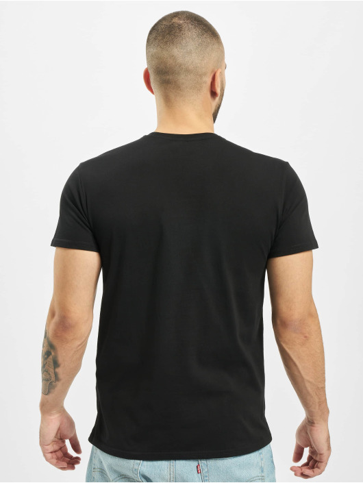 Merchcode T-Shirt Star Wars Laser noir