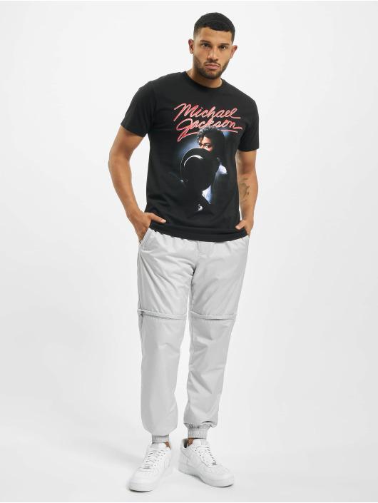 Merchcode T-Shirt Michael Jackson noir