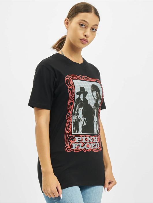 Merchcode T-Shirt Pink Floyd Logo noir