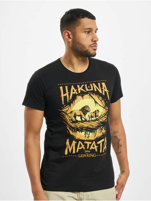 Merchcode T-Shirt King noir