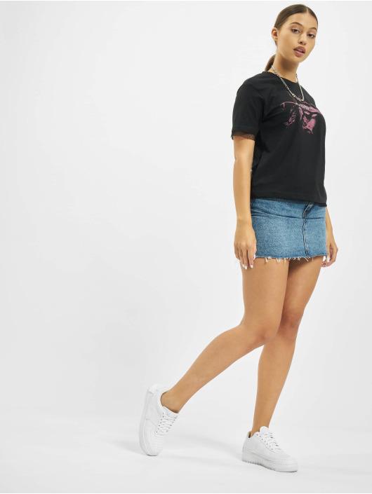 Merchcode T-Shirt My Chemical Romance Shrine Angel Laces noir