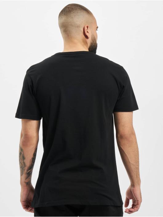 Merchcode T-Shirt Korn Asthma schwarz