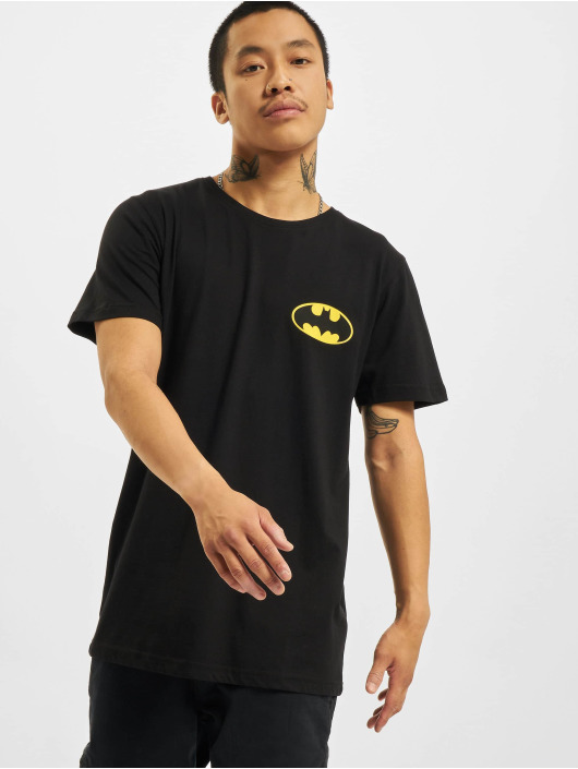 Merchcode T-Shirt Batman Chest schwarz