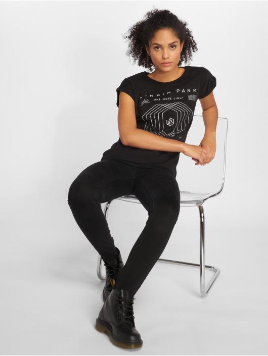 Merchcode T-Shirt Ladies Linkin Park One More Light schwarz