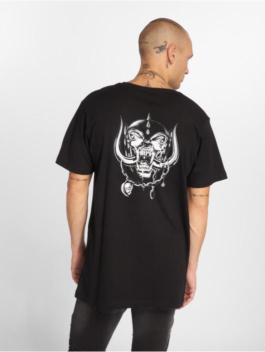 Merchcode T-Shirt Motörhead Lemmy Warpig schwarz