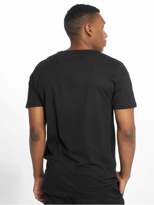 Merchcode T-Shirt AMK Lee schwarz