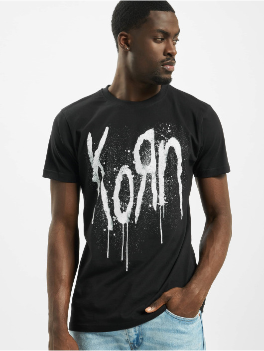 Merchcode T-Shirt Korn Still A Freak schwarz