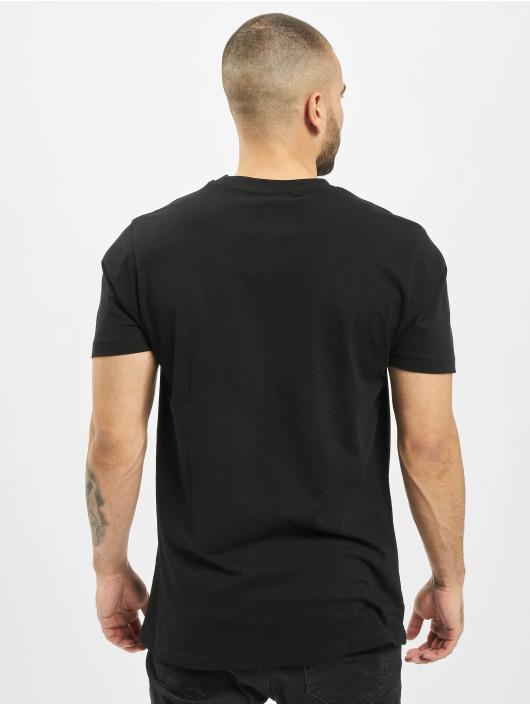Merchcode T-Shirt Michael Jackson Thriller Album schwarz