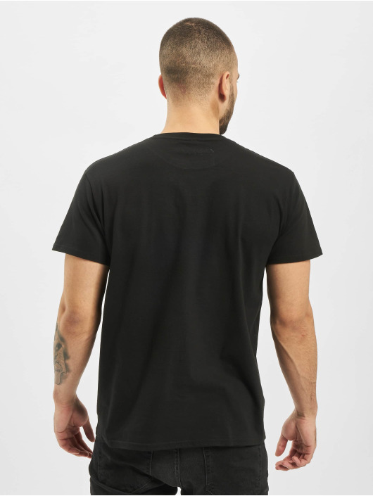 Merchcode T-Shirt Coca Cola Polarbears schwarz