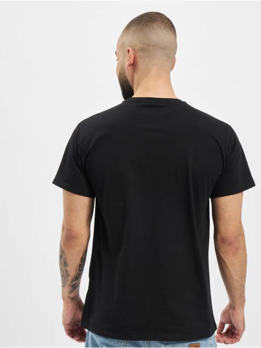 Merchcode T-Shirt Baby Yoda Good Side schwarz