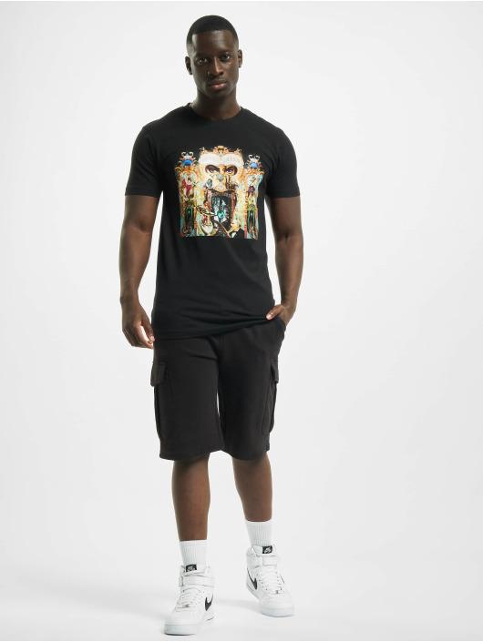 Merchcode T-Shirt Michael Jackson Dangerous schwarz