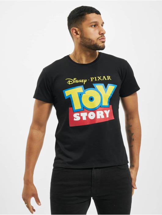 Merchcode T-Shirt Toy Story Logo schwarz