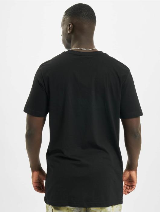 Merchcode T-Shirt Acdc Back In Black schwarz