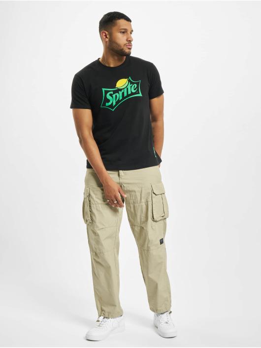 Merchcode T-Shirt Sprite Logo schwarz