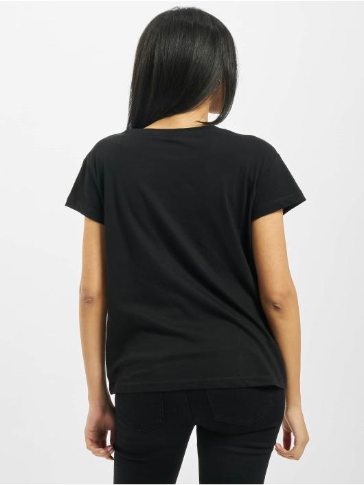 Merchcode T-Shirt Ladies Linkin Park Hex Circle Box schwarz