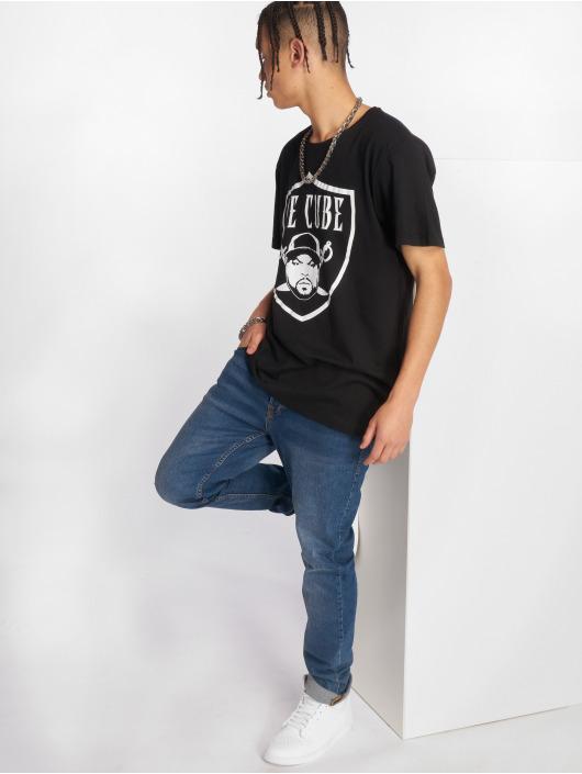 Merchcode T-shirt Ice Cube Raiders svart