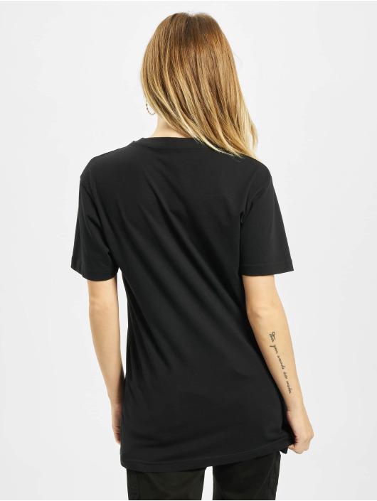 Merchcode T-shirt Ladies Cardi B Transmission svart