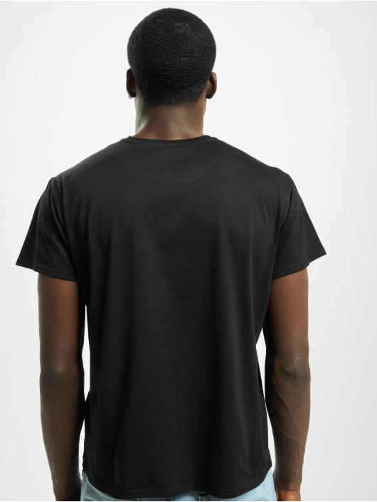 Merchcode T-shirt Lion King Sunset svart