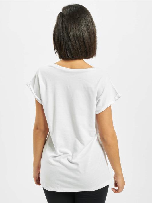 Merchcode T-Shirt MC028 weiß
