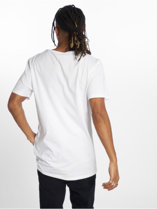 Merchcode T-Shirt Mickey Mouse weiß