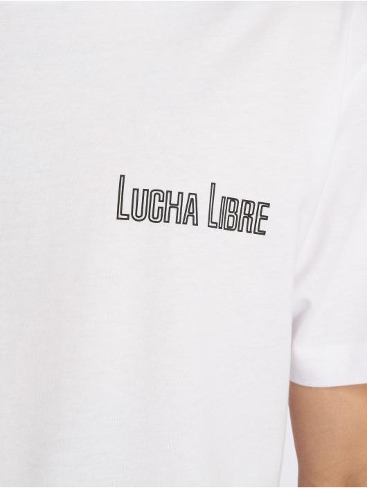 Merchcode T-Shirt Diamante weiß