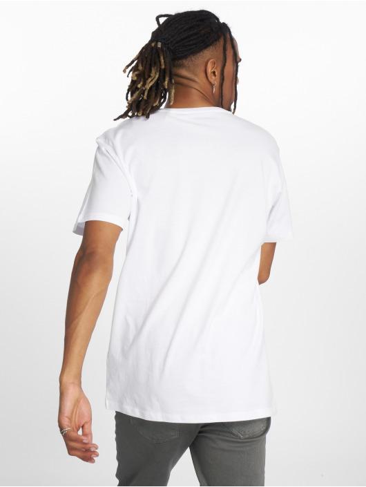 Merchcode T-Shirt Buda weiß