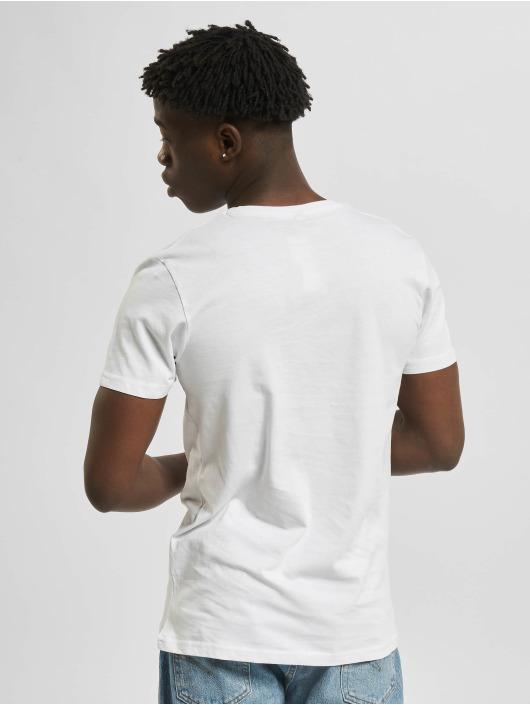 Merchcode T-Shirt Popeye Standing weiß