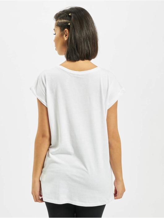 Merchcode T-Shirt Ladies Black Sabbath LOTW white