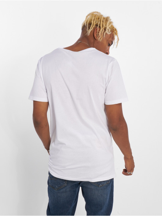 Merchcode T-Shirt Deadpool Chimichanga white