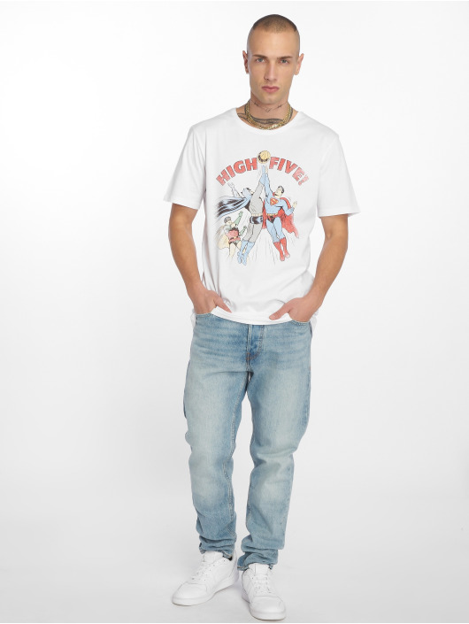 Merchcode T-Shirt Jl High Five white