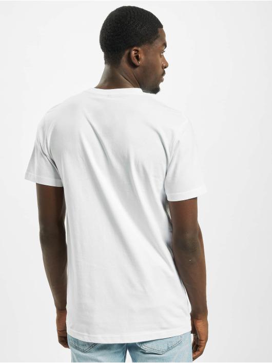 Merchcode T-Shirt Jimi Hendrix Experience white