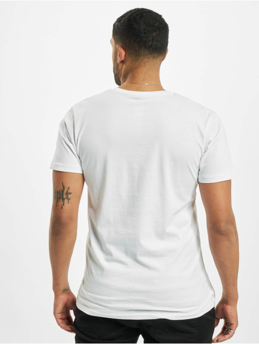 Merchcode T-Shirt Looney Tunes Daffy Colour Code white