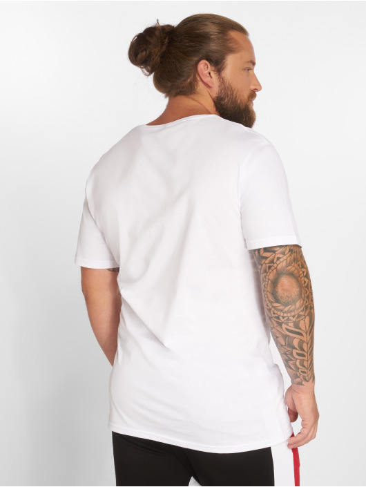Merchcode t-shirt Marvel wit