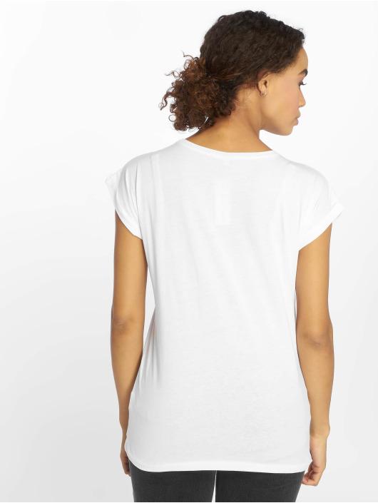 Merchcode t-shirt Friends Logo wit