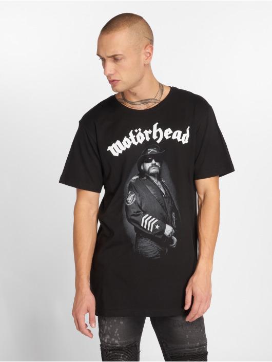 Merchcode t-shirt Motörhead Lemmy Warpig zwart